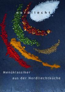 Titelseite Rezeptkalender Nordliecht